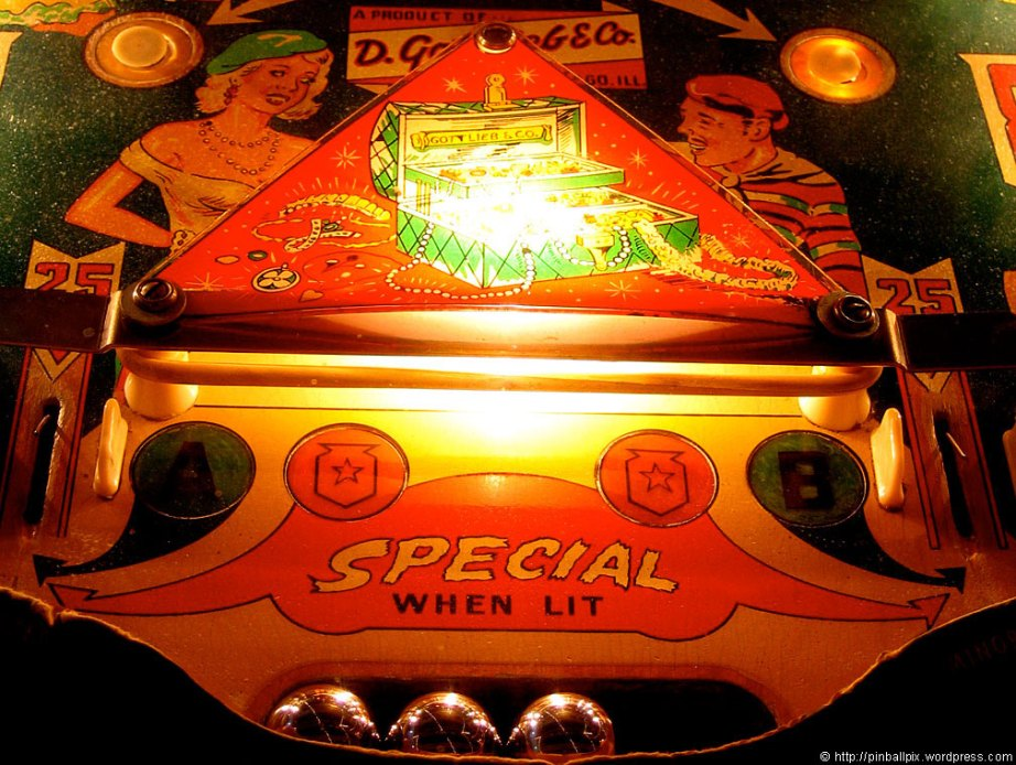 Dragonette Pinball ~ from PinballPix Pinball Blog