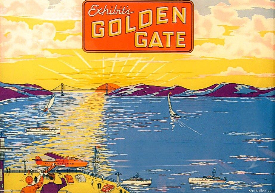 Golden Gate Pinball ~ from PinballPix.com