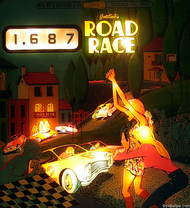 Road Race (1969 Gottlieb)