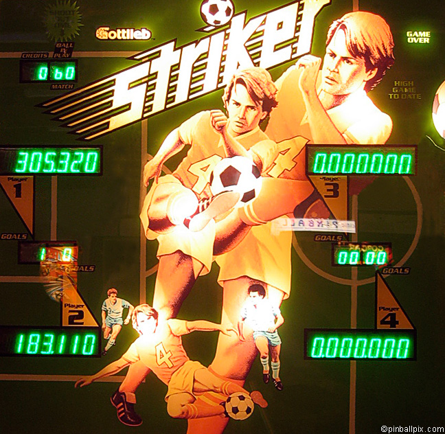 Striker Pinball